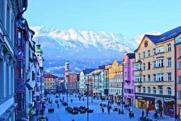 Herbsttagung 2018 Innsbruck